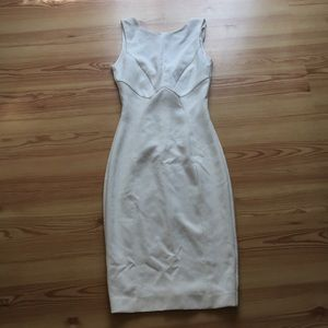 Sexy H&M Off-White Dress